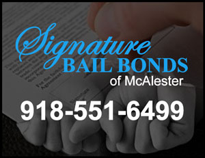 Signature Bail McAlester