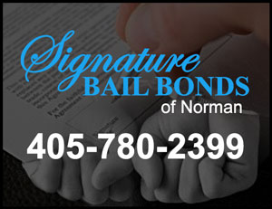 Signature Bail of Norman